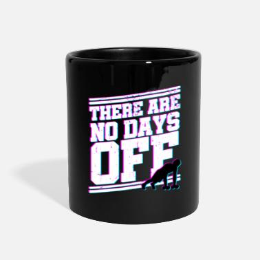 Six Pack Fitness Weightlifting Training Muscle Bodybuilding - Full Color Mug