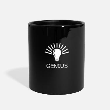 Genius Genius - Full Color Mug