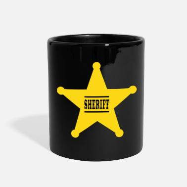 Sheriff Sheriff - Full Color Mug