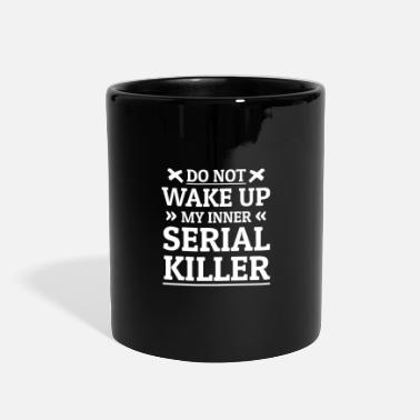 Do Not Respond Irritable Not responding No Morning Person! - Full Color Mug