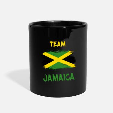 Caribbean Team Jamaica / Gift Kingston Caribbean - Full Color Mug