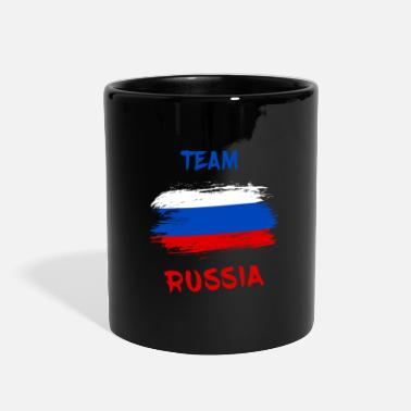 Lenin Team Russia / Gift Russia Moscow Flag - Full Color Mug