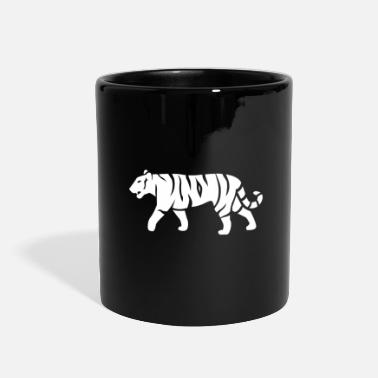 White Tiger White Tiger - Full Color Mug