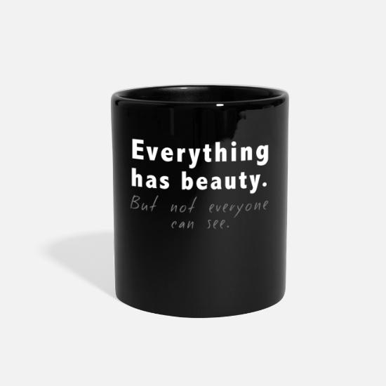 Beauty Therapist Mugs & Drinkware - Beauty - Full Color Mug black