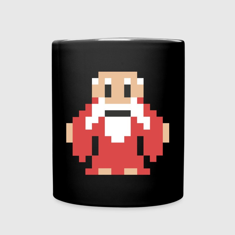 Zelda Old Man 8 bit Pixelart - Full Color Mug
