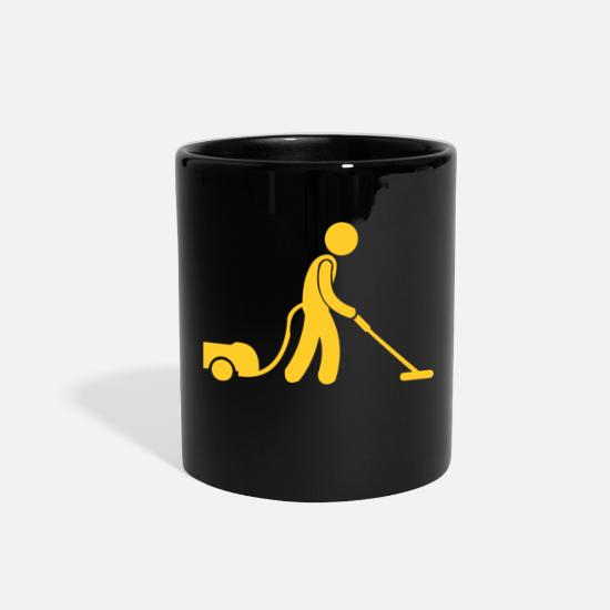 Cleaner Mugs & Drinkware - cleaner - Full Color Mug black