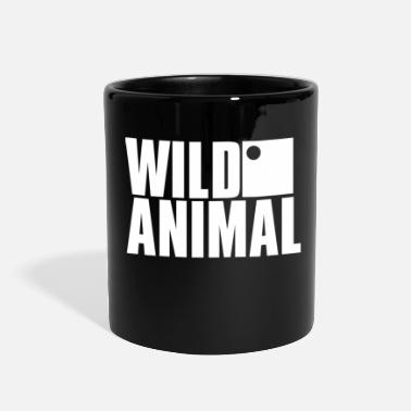 Funny Animals Funny Dot Wild Animal - Full Color Mug