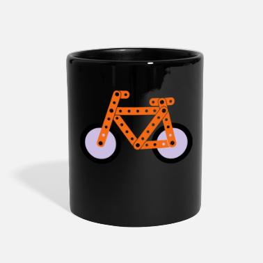Model bicycle - Full Color Mug