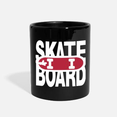 Skateboard Skateboard - Full Color Mug