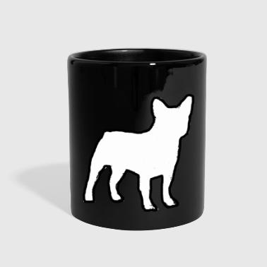 French Bulldog silo - Full Color Mug