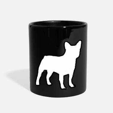 Bulldog French Bulldog silo - Full Color Mug
