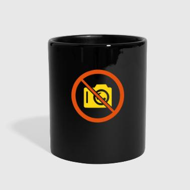 No Pictures - Full Color Mug
