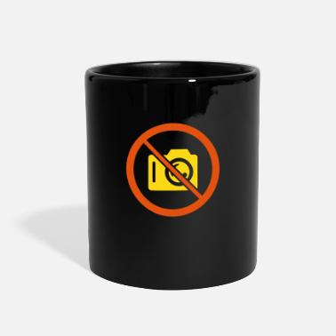Picture No Pictures - Full Color Mug