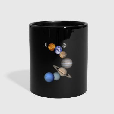 Solar System 2 - Full Color Mug