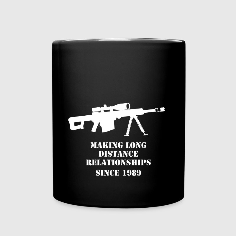 .50 cal Sniper Riffle - Full Color Mug