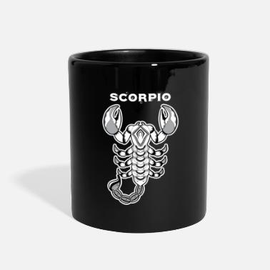 Zodiac Zodiac Signs - Scorpio - Full Color Mug