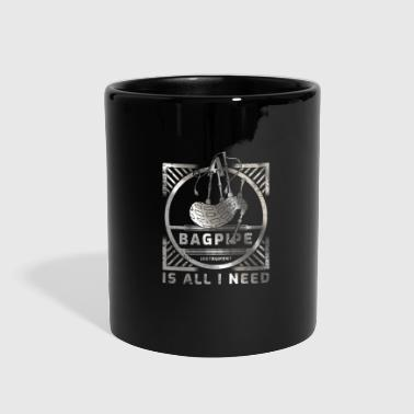Kingdom Bagpipe - Full Color Mug