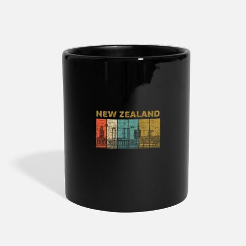 New Zealand Christmas Birthday Gift Idea Full Color Mug