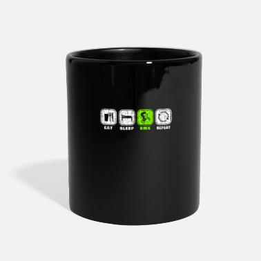 Usa BMX Christmas Birthday Gift Idea - Full Color Mug