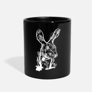 Thumper Rabbit Tree Master Lamp thumper Bunny Gift Idea - Full Color Mug