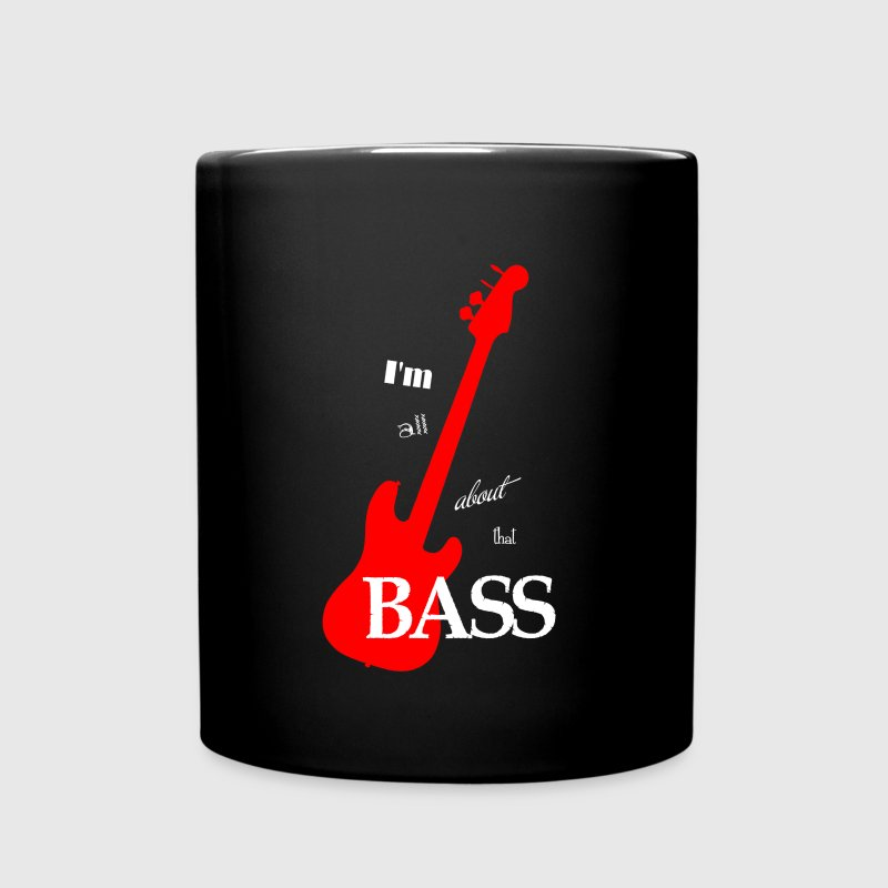 All About that Bass - Full Color Mug