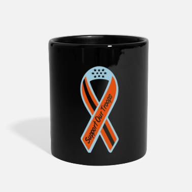 Support Our Troops Support our troops - Full Color Mug