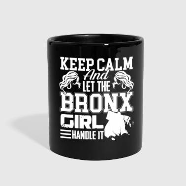 BRONX GIRL TEE SHIRT - Full Color Mug