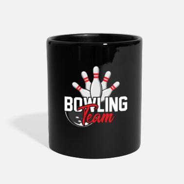 Bowling Team Bowling Team - Full Color Mug