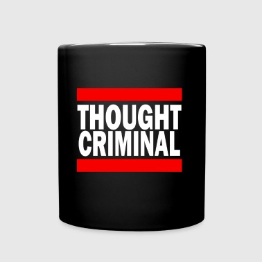 Thought Criminal - Full Color Mug