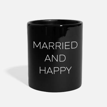 Marry MARRIED - Full Color Mug