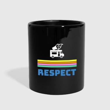 Respect Respect - Full Color Mug