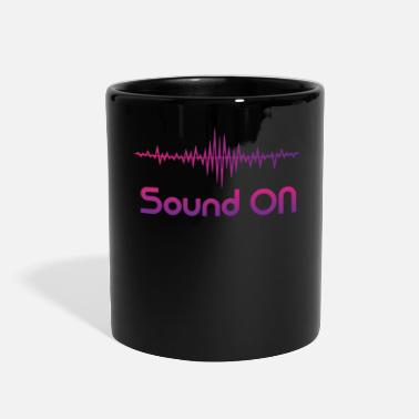Sounds Sound ON - Full Color Mug