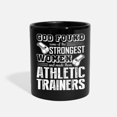 Athletic Women Athletic Trainers Shirt - Full Color Mug