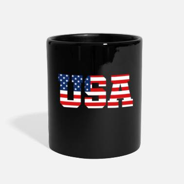 Usa USA - Full Color Mug