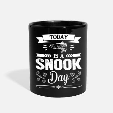 Snook Today Is A Snook Day Shirt - Full Color Mug