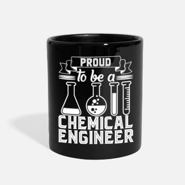 Chemical Proud To Be A Chemical Engineer Shirt - Full Color Mug