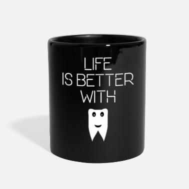 Tooth TOOTH - Full Color Mug