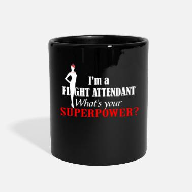 Flight Flight attendant - Full Color Mug