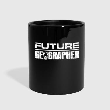 Future Geographer Shirt - Full Color Mug