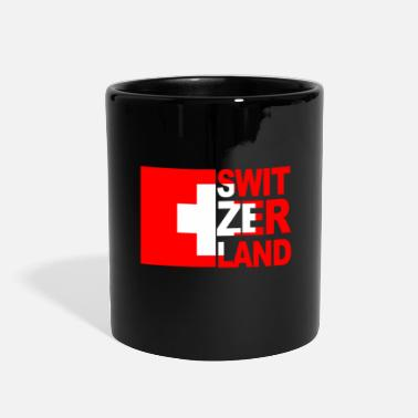 Switzerland Switzerland - Full Color Mug