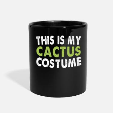 Costume This Is My Cactus Costume - Full Color Mug