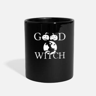 Witch Good Witch Funny Halloween - Full Color Mug