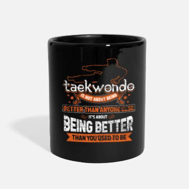 Taekwondo Taekwondo - Full Color Mug
