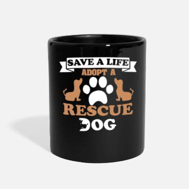 Rescue Dog Rescue Dog - Full Color Mug