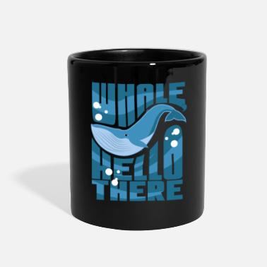 Day Whale Hello There - Full Color Mug