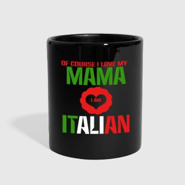 Italian - Full Color Mug