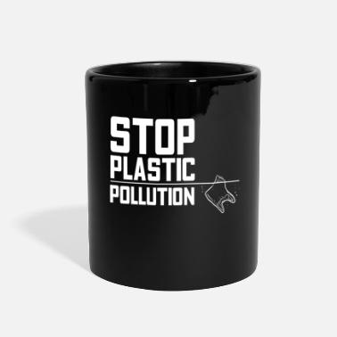 Pollution anti pollution - Full Color Mug