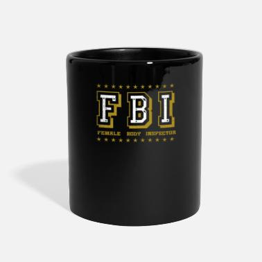 Inspector Inspector Female Body Inspector Gift - Full Color Mug