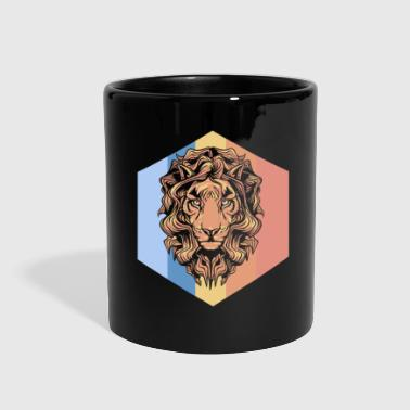Lion Gift King Animal Wildness Meat Africa - Full Color Mug