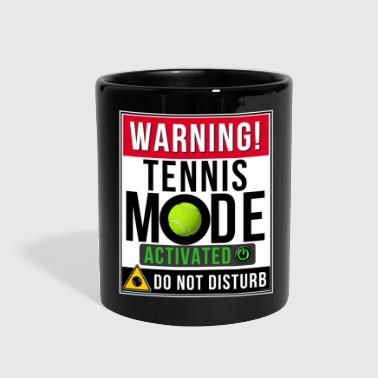 Tennis Mode Mode Activated - Full Color Mug